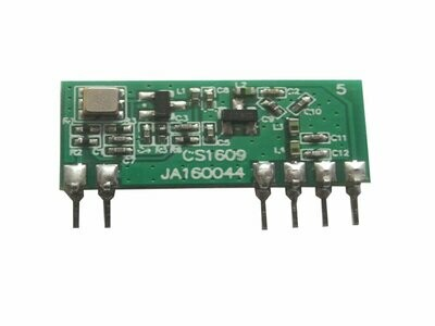 433.92MHz ASK/OOK Transmitter Module(RC-TX2-434)