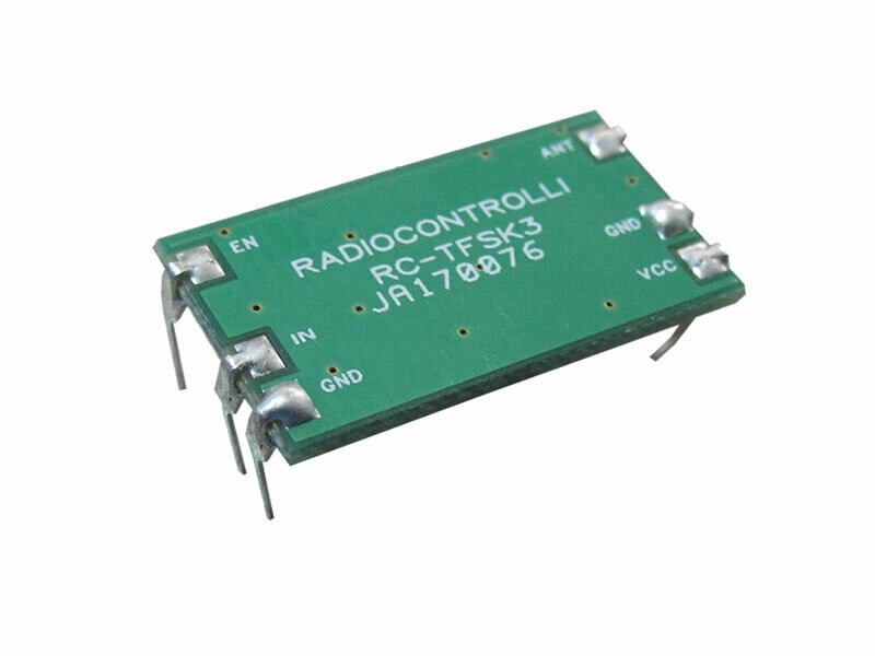 868.35MHz FSK Transmitter Module (RC-TFSK3-868)