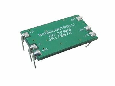 433.92MHz FSK Transmitter Module (RC-TFSK3-434)