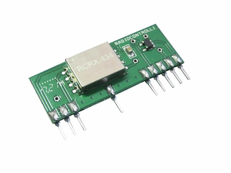 AM Receiver Module 433.92MHz (RCBRX-434)