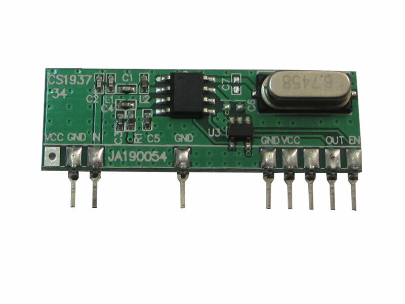 433.92MHz Low cost receiver module (RCRX2-434)