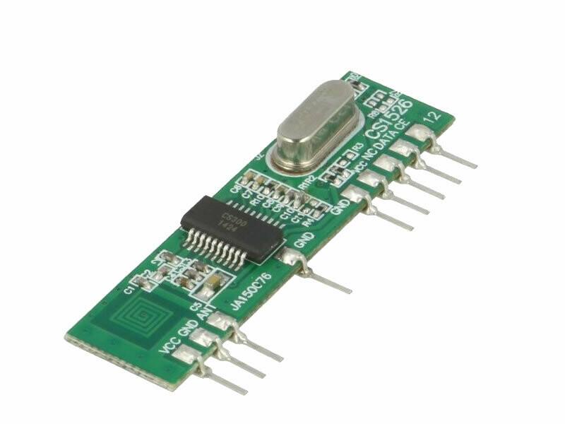 315MHz Receiver Module (RCRX3-315)