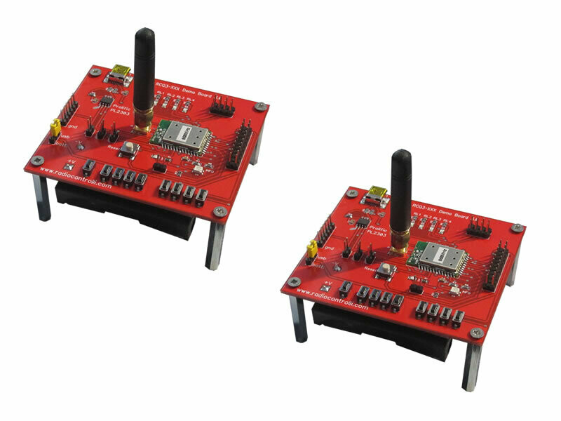 Wireless Switch Long Range 433MHz  (Evaluation Kit RCQ3-434)
