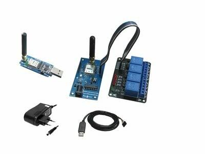868MHz ON/OFF Wireless Actuator KIT