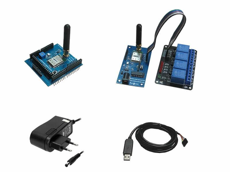 Arduino Wireless 868MHZ Kit