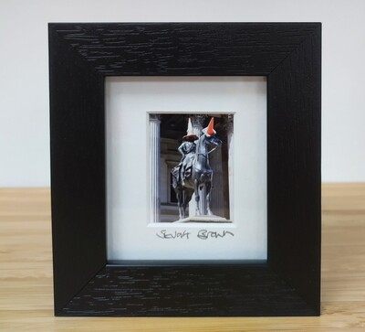 Framed Mini Picture - Duke of Wellington