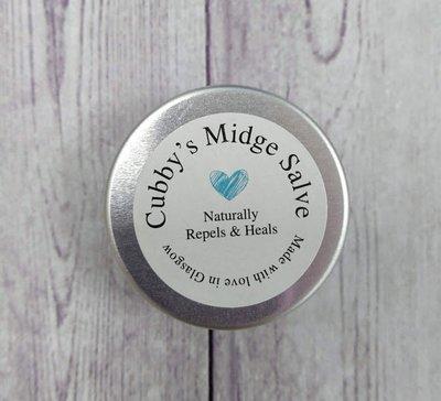 Cubby's Midge Salve