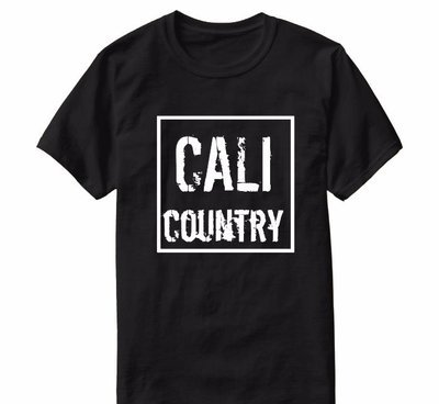 Cali Country - Men's Tee-Shirt