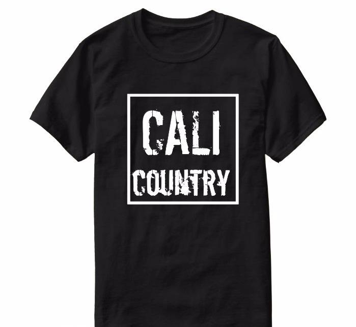Cali Country - Men's Tee-Shirt
