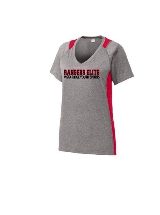 Ladies Dry-Fit Contender Shirt
