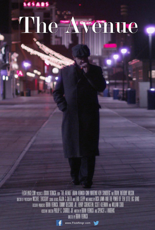 The Avenue Blu-ray