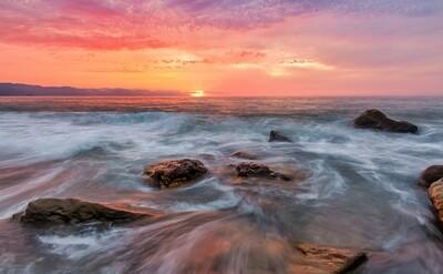 EZ Background (SunsetOcean)
