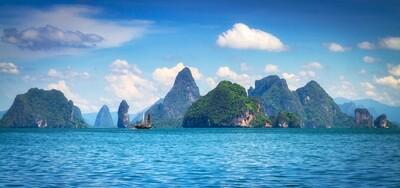EZ Background (Thailand-Islands)
