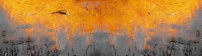 Rust Orange Grey