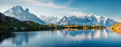 Lac Blanc Lake