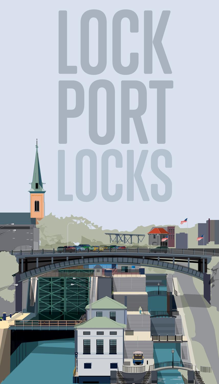 LOCKPORT LOCKS