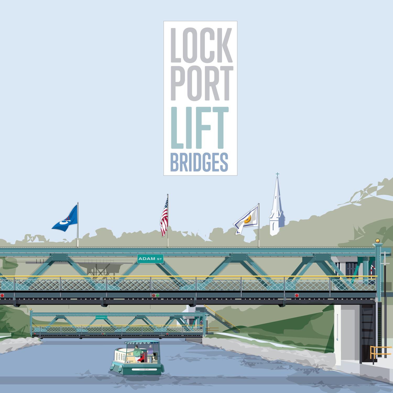 LOCKPORT LIFT BRIDGES