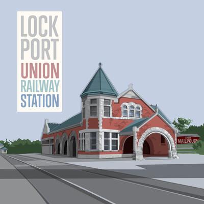 LOCKPORT UNION STATION