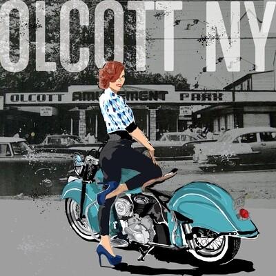 Olcott NY