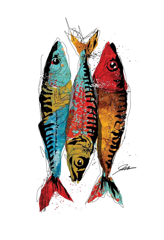 GOIN' FISHIN' TEE SHIRT