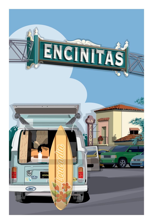 ENCINITAS ENDLESS SUMMERS