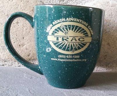T.R.A.C. Ceramic Mug