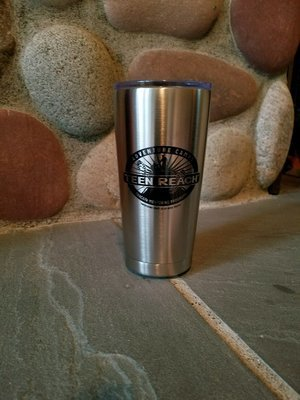 Stainless Steel hot/cold Tumbler