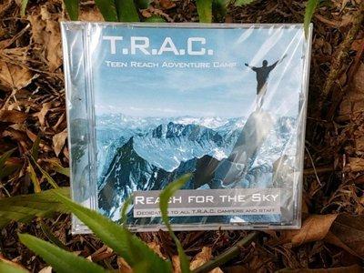 T.R.A.C. Music CD (Older Version)