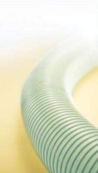 Grey PVC external Rib Ducting