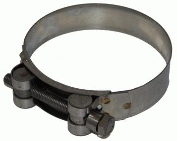 Super Clamp Part S/S (Zinc Steel Bolt)