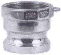 FBSP x Male Aluminium Camlock TYPE A