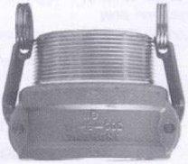 MBSP x Female Aluminium Camlock TYPE B