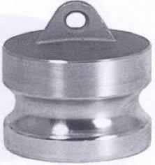 Camlock Dust Plug Aluminium TYPE DP
