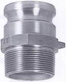 MBSP x Male Aluminium Camlock TYPE F