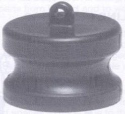 Poly Camlock Dust Plug