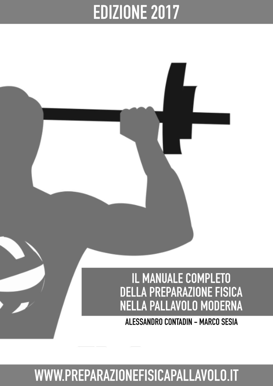 BLACK FRIDAY - Il Manuale Completo della Preparazione Fisica nella Pallavolo Moderna