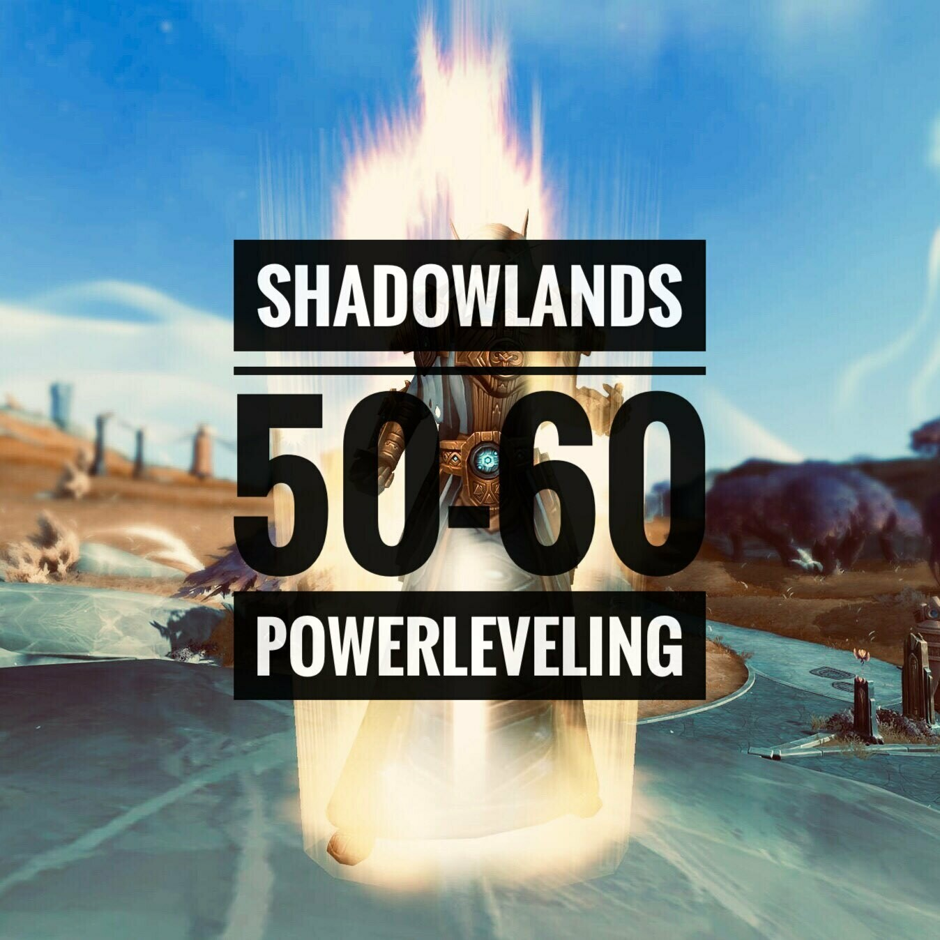 Leveling 50-60 Boost