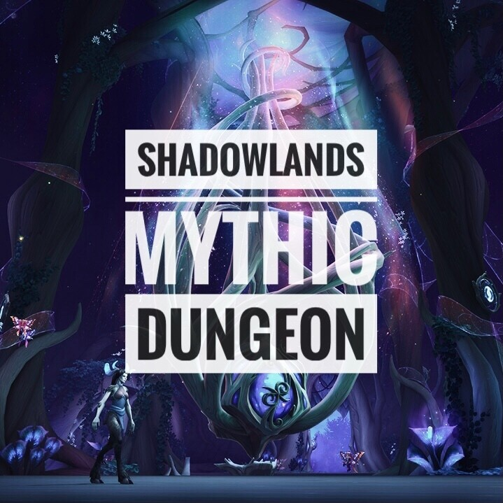 Mythic +0 Dungeons Boost