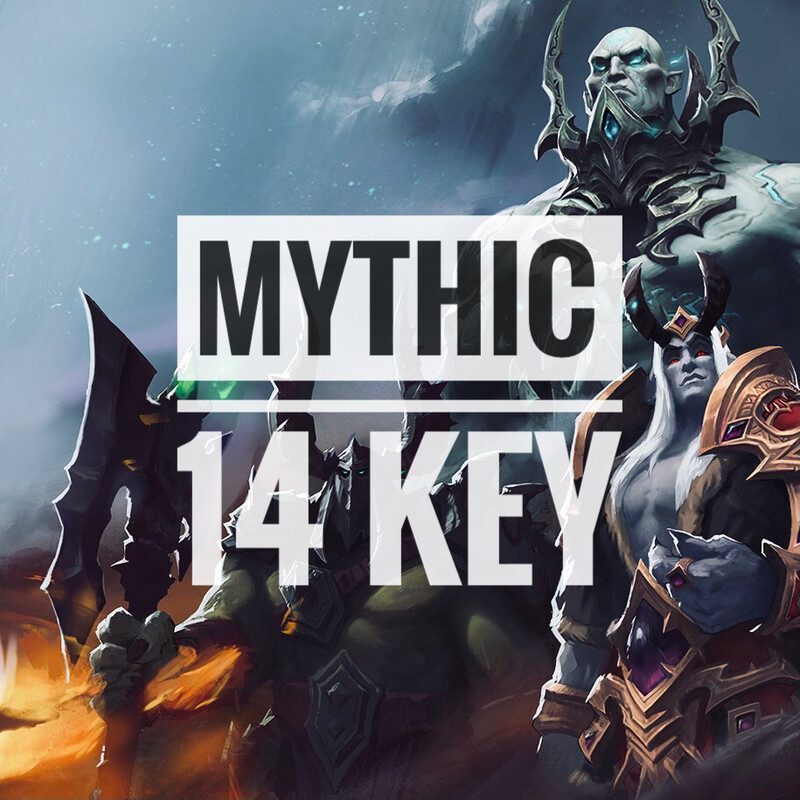 Mythic +14 Key (Best for Great Vault)