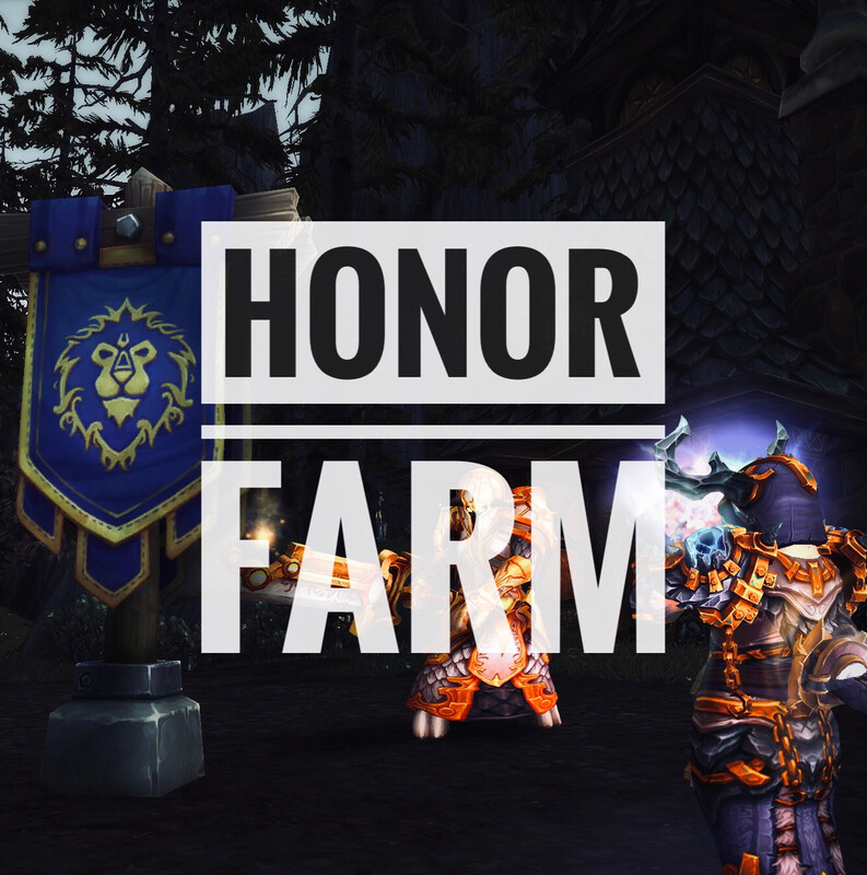 Shadowlands Honor Farm