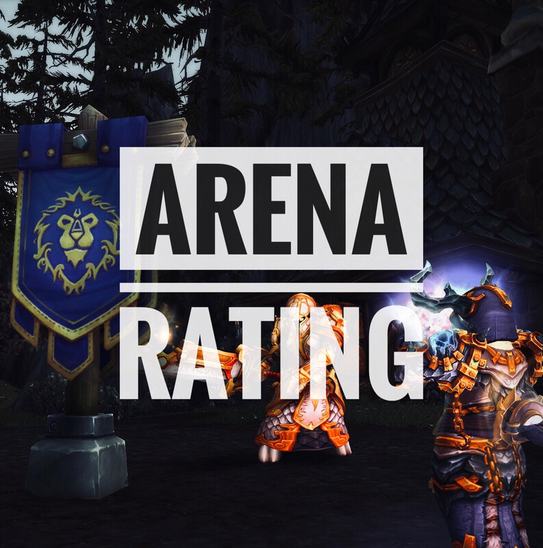 Arena Rating Carry