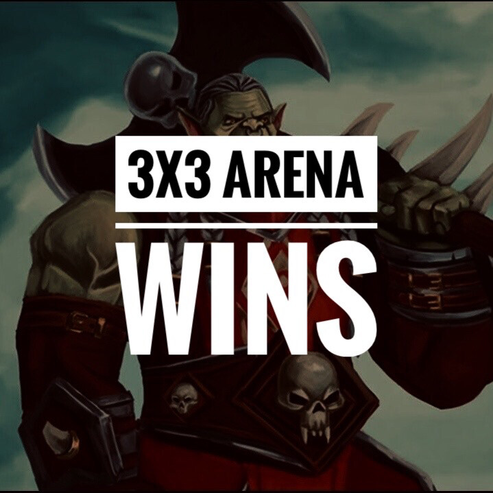 3x3 Arena WINS