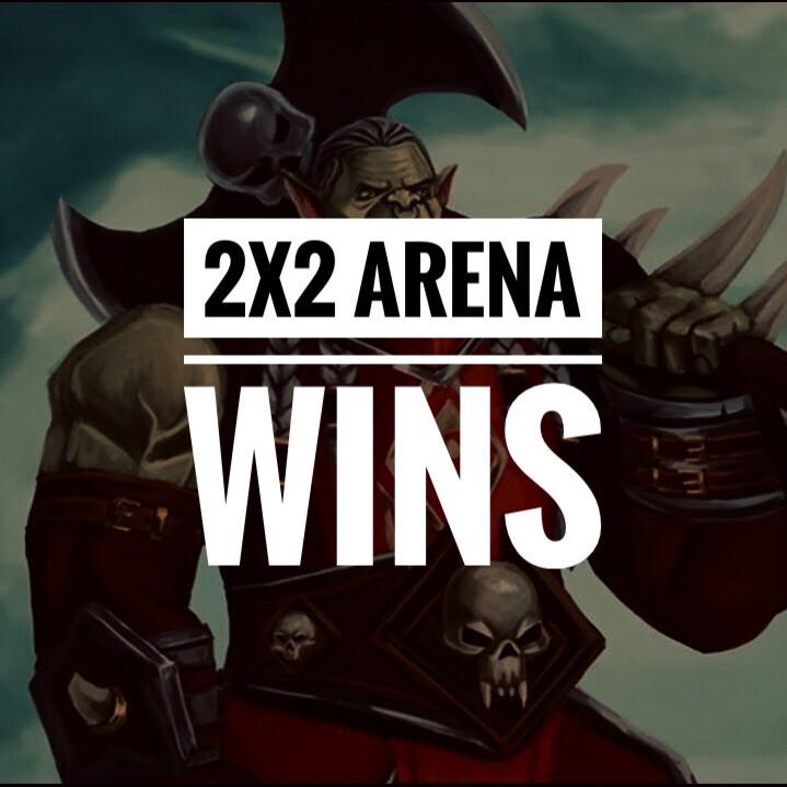 2x2 Arena WINS