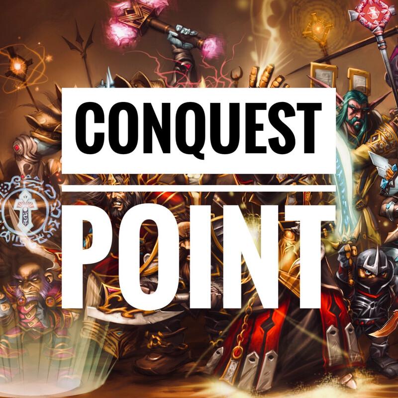 Shadowlands Conquest Cap