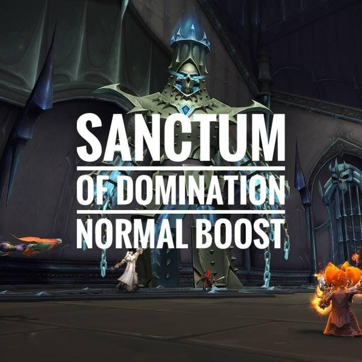 SANCTUM OF DOMINATION NORMAL BOOST