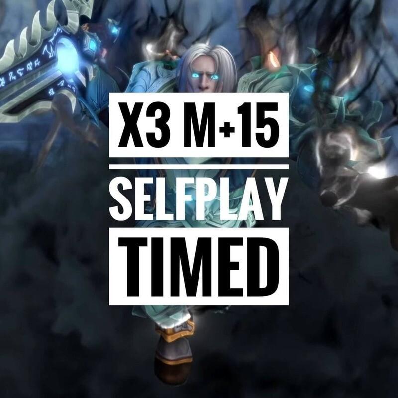 X3 M+15 SELFPLAY TIMED