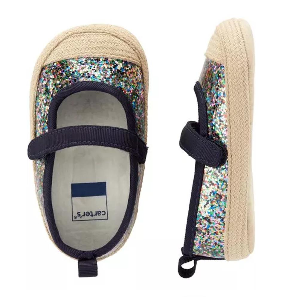 CARTERS - Zapato casual con glitter - Niña