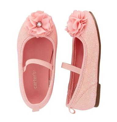 CARTERS - Zapato casual con flor - Niña