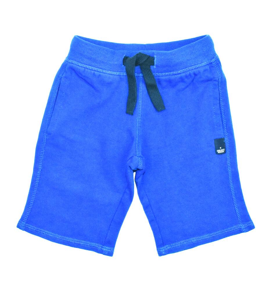 SHORT KANZ - azul con pita en cintura - Niño