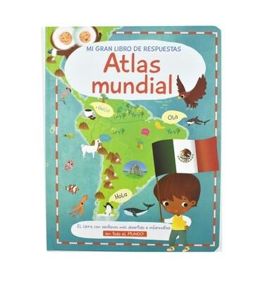 Libro preguntas y respuestas, Atlas Mundial